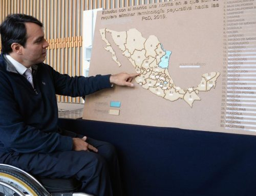 La CNDH presenta el Atlas de Monitoreo de los Derechos de las Personas con Discapacidad